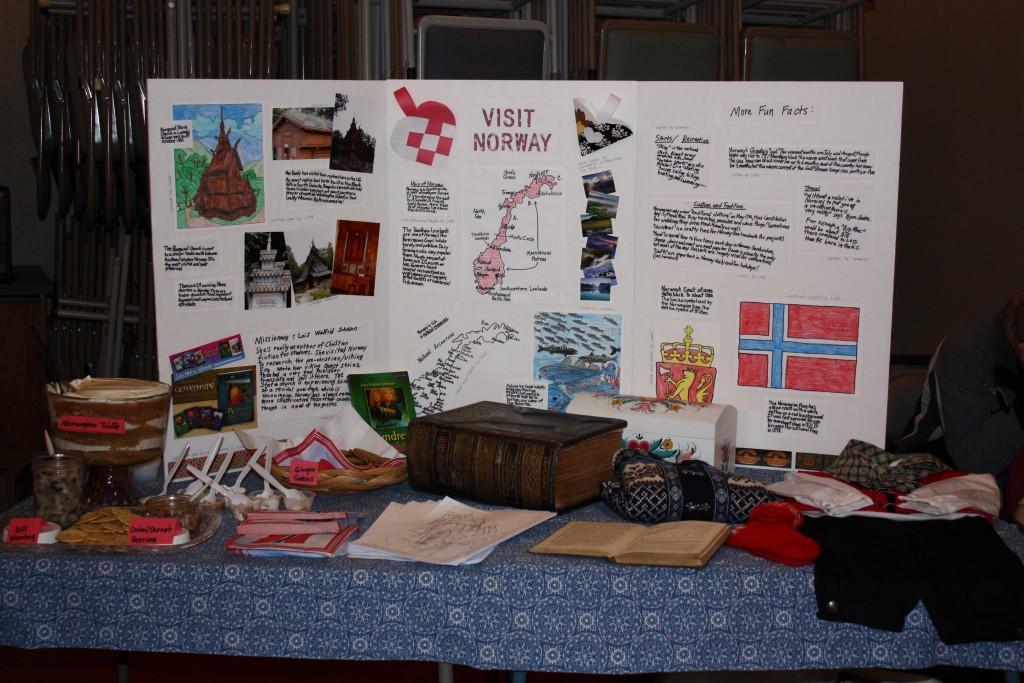Viking Quest School Project